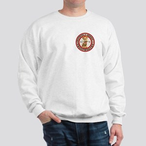 """""""Year of the Dog [Red & Brown Sweatshirt"""